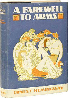 the love tragedy in a farewell to arms a novel by ernest hemingway